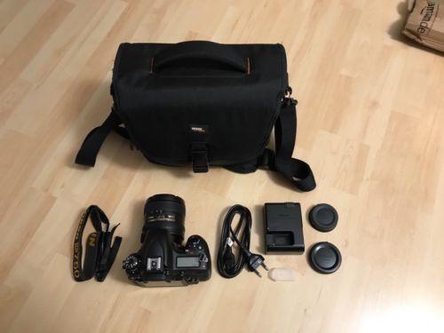 Nikon D750 Vollformat Spiegelreflex inkl. 24-85mm Objektiv 3 (!!!) Auslösungen