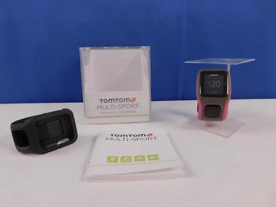 Tomtom Multisport Cardio Gps Uhr Aktivitätentracker Sportuhr GPS-Uhr Laufuhr