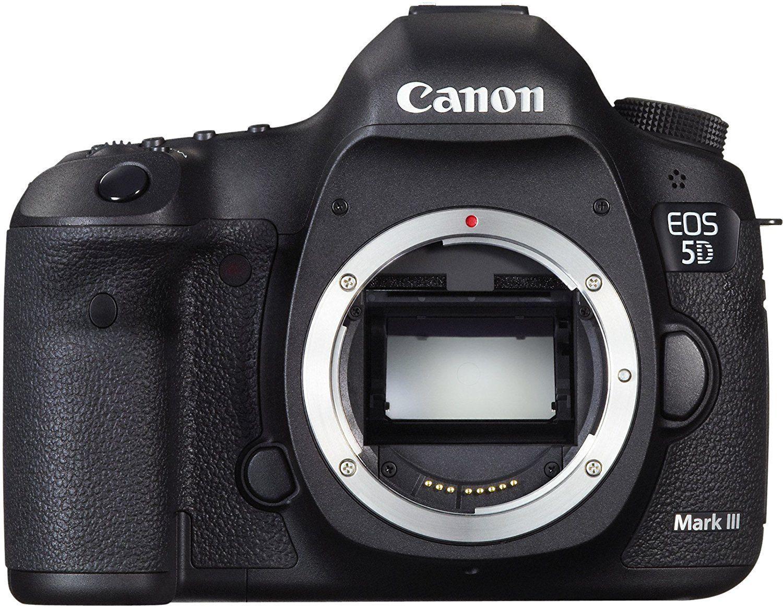 Canon EOS 5D Mark III 22.3 MP SLR-Digitalkamera - Sehr guter Zustand