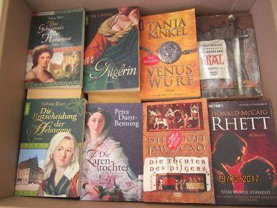 45 Bücher Romane historische Romane Top Titel Bestseller