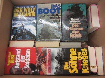 32 Bücher Romane Weltkriegsromane Kriegsromane