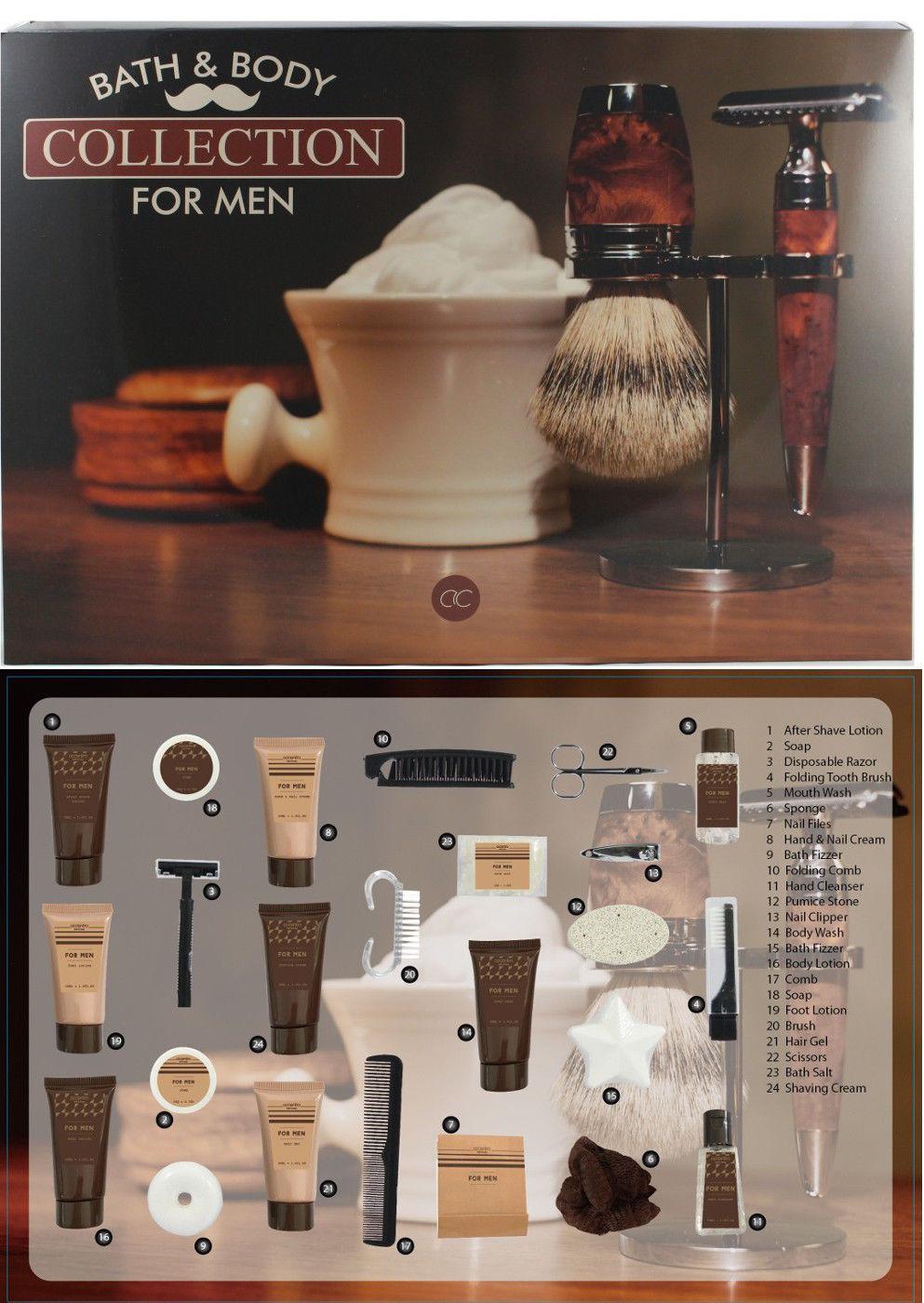 accentra: FOR MEN XXL Adventskalender BATH & BODY für Männer, limitiert 2017