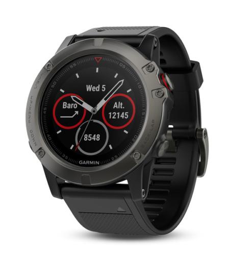 Garmin-Fenix-5X-Saphir-GPS-Multisport-Smartwatch-010-01733-01-NEU  !!!