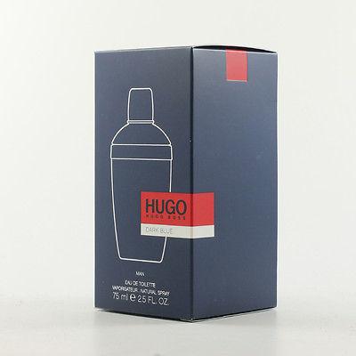 Hugo Boss Dark Blue ? EDT Eau de Toilette 75ml