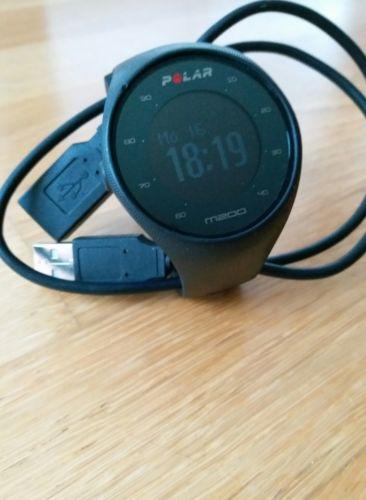 Pulsuhr - Polar M200 - GPS Running Watch Top Zustand