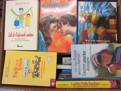58 Bücher Elternratgeber Erziehungstipps Erziehungsratgeber Kindererziehung