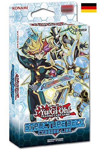 Yu-Gi-Oh! Cyberse Link Decks DE