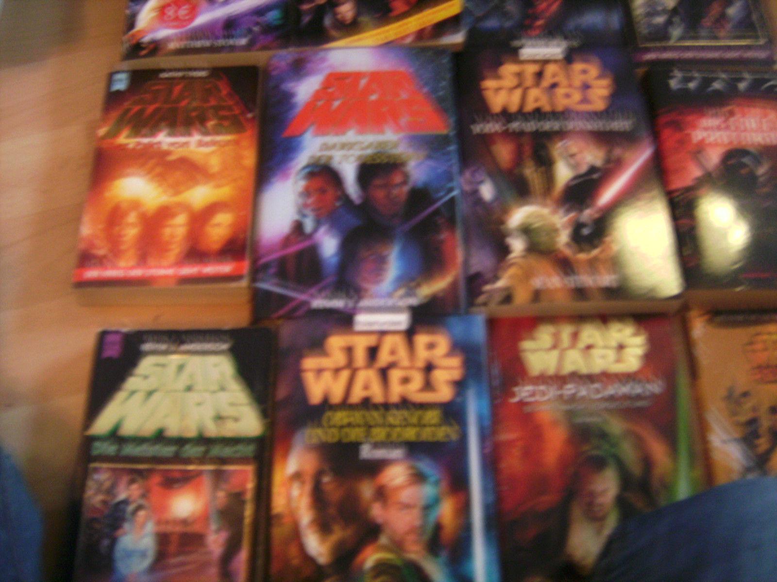 12  Star Wars Bücher