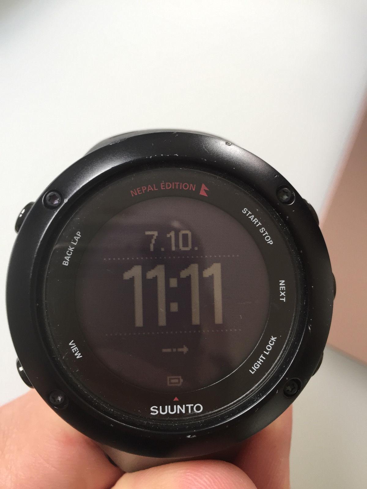 Suunto Ambit 3 Peak / GPS Uhr / Laufuhr - gebraucht