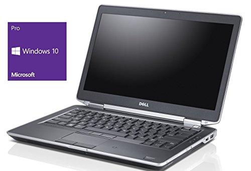 Dell Latitude E6430 - Core i5-3340M @ 2,7 GHz - 4GB RAM - 320GB HDD - DVD-RW - Win10Pro (Zertifiziert und Generalüberholt)