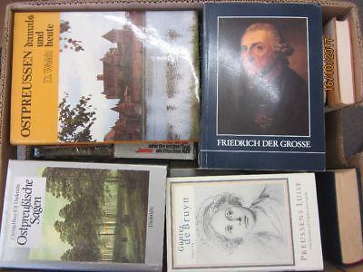 41 Bücher Bildbände Preussen Ostpreussen preussische Geschichte Preußen