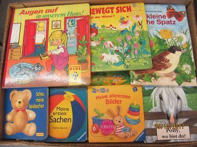 96 Bücher Kinderbücher Kleinkinderbücher Kindergartenbücher Bilderbücher