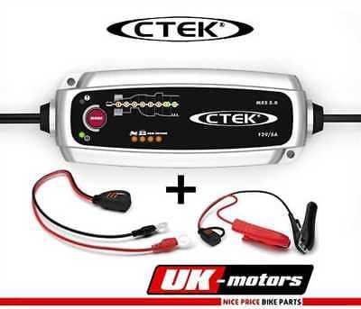 CTEK MXS5.0 Batterieladegerät 12V 5A Erhaltungsgerät Neuste Version 2017