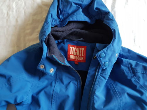 Ticket to Heaven Mico Skijacke Winterjacke NP 134,00€ Gr. 9 134