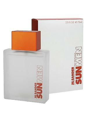 Jil Sander Sun Men Man- Eau de Toilette Spray 75 ml