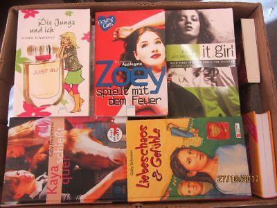 49 Bücher Jugendromane Jugendbücher für Mädchen junge Leser Top Titel
