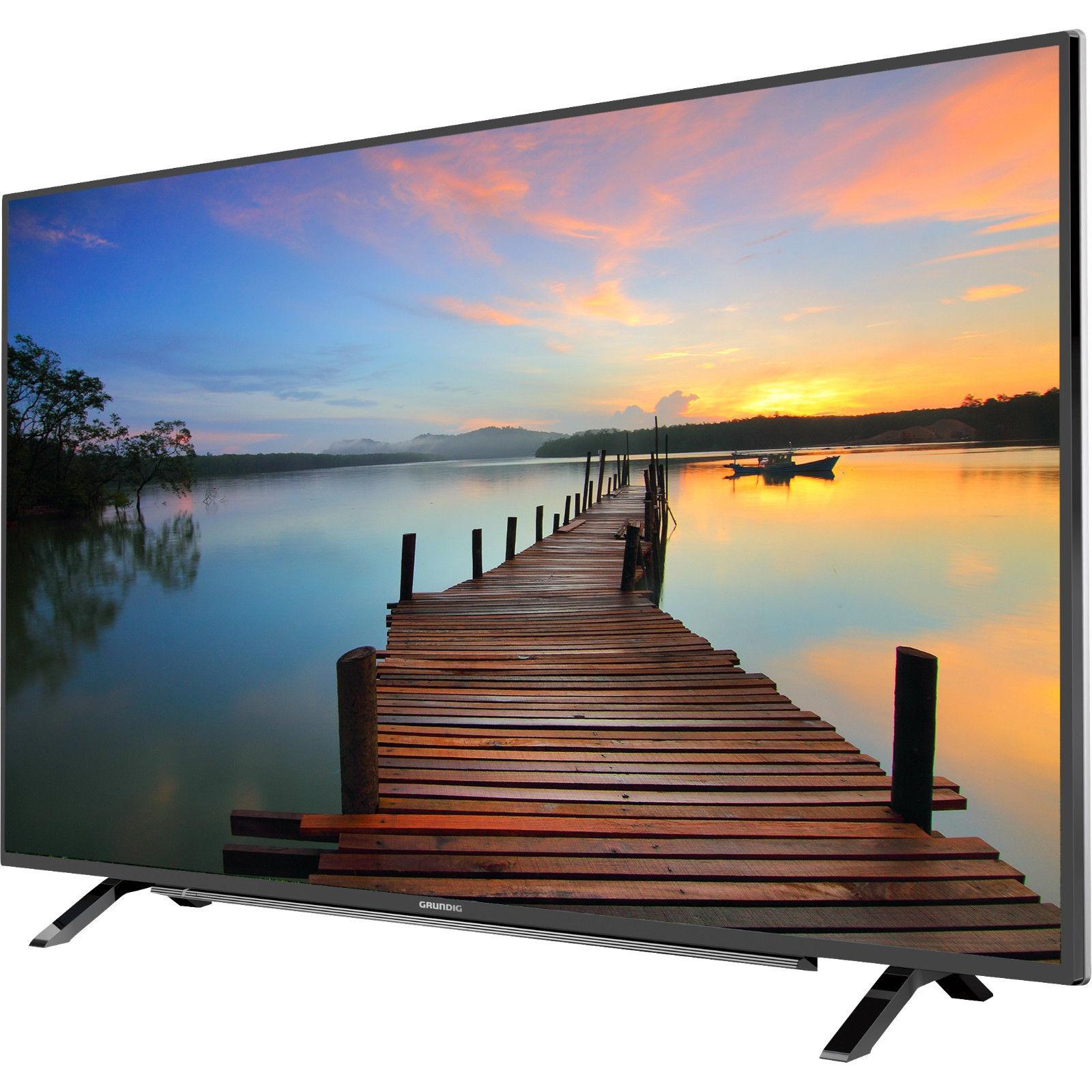 Grundig 55GUB8766 55 Zoll UHD LED Fernseher Smart-TV Triple Tuner 1300 VPI