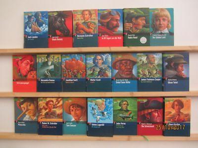 20 Bücher Geolino Bibliothek Jugendromane Jugendbücher junge Leser