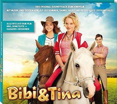 CD * BIBI UND TINA - FILMMUSIK / SOUNDTRACK ZUM KINOFILM 1 # NEU OVP KX