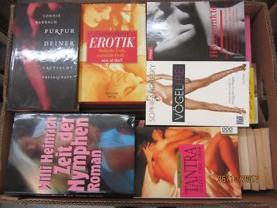 63 Bücher Erotik erotische Romane Sex Liebe Liebestechniken