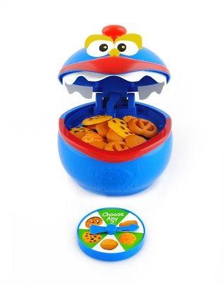 Cookie Spiel Krokodil Geschicklichkeitsspiel Lernspiel für Kinder #632