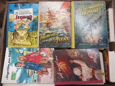 54 Bücher ältere Kinderbücher ältere Jugendbücher ältere Jugendromane Paket 2