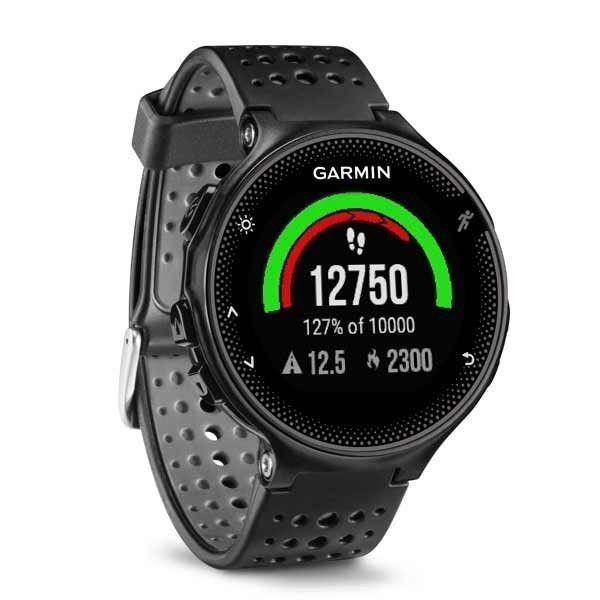 Garmin Forerunner 235 Handgelenk Pulsmessung GPS Laufuhr schwarz grau NEU OVP
