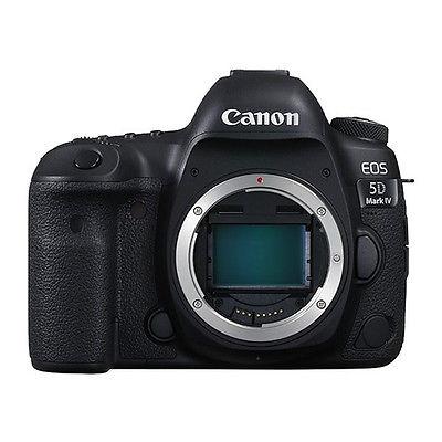 NEU Canon 5D Mark IV MK 4 Digital SLR Camera (Body Only)