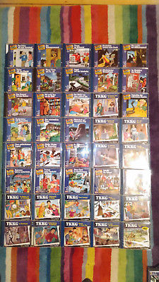 40 TKKG-CD's