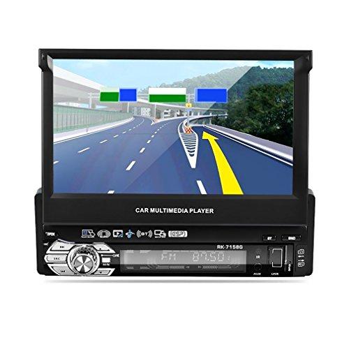 Autoradio CATUO + Bildschirm ausfahrbar + 7