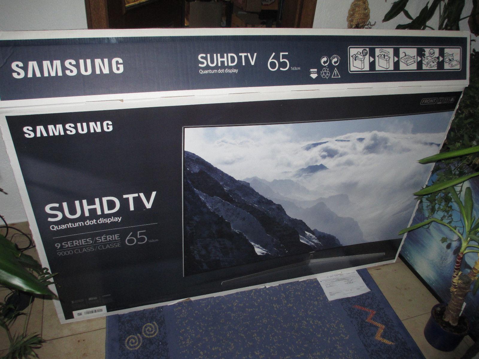 Samsung 4K 65 Zoll SUHD TV UE65KS9090T (deutsches Modell mit OVP +Restgarantie)