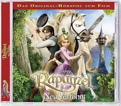 Beste Rapunzel Hörbuch CD Verföhnt Hörspiel Disney Kinder Geschichte Audio MusiK