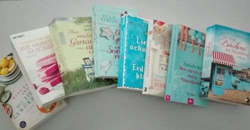 Bücherpaket Romane