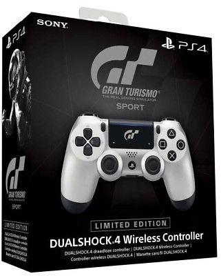 DualShock 4 Controller GT Sport Limited Edition