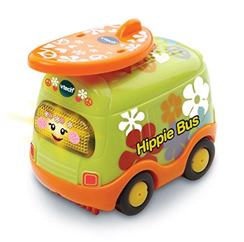 VTech 80-164364 - Tut Tut Baby Flitzer - Special Edition Hippie Bus