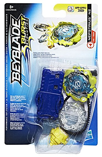 Hasbro C0603 Beyblade Burst Starter Pack Nepstrius N2