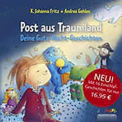 TRAUMLAND Personalisiertes Kinderbuch Personalisierte Kinderbücher Taufgeschenk