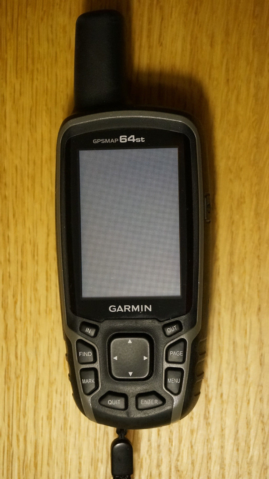 Garmin GPSMap 64st (8GB) + TOPO Deutschland V7 PRO (auf microSD)