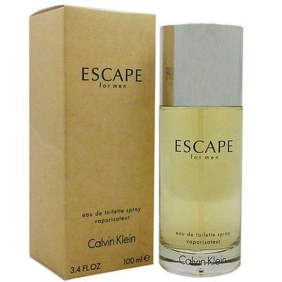 Calvin Klein Escape for Men 100 ml Eau de Toilette EDT