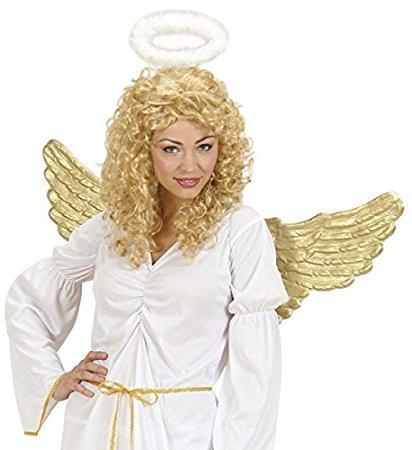 WIDMANN S.R.L., Golden Wings Wie Ein Engel In Plastic