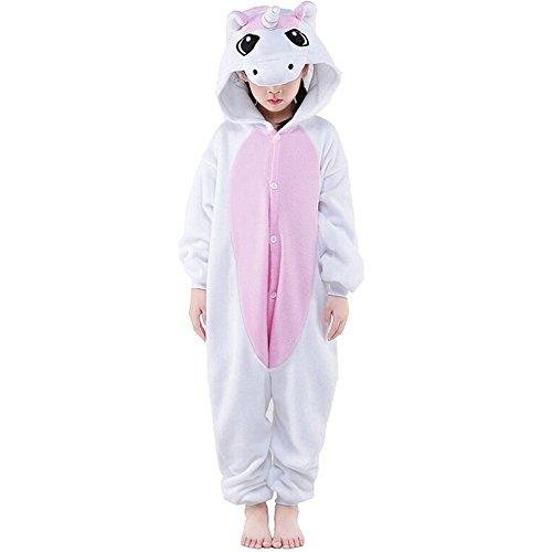 Très Chic Mailanda Unisex Cartoon Kigurumi Anime Cosplay Onesie Tierkostüme Pyjamas Schlafanzug Nachtwäsche