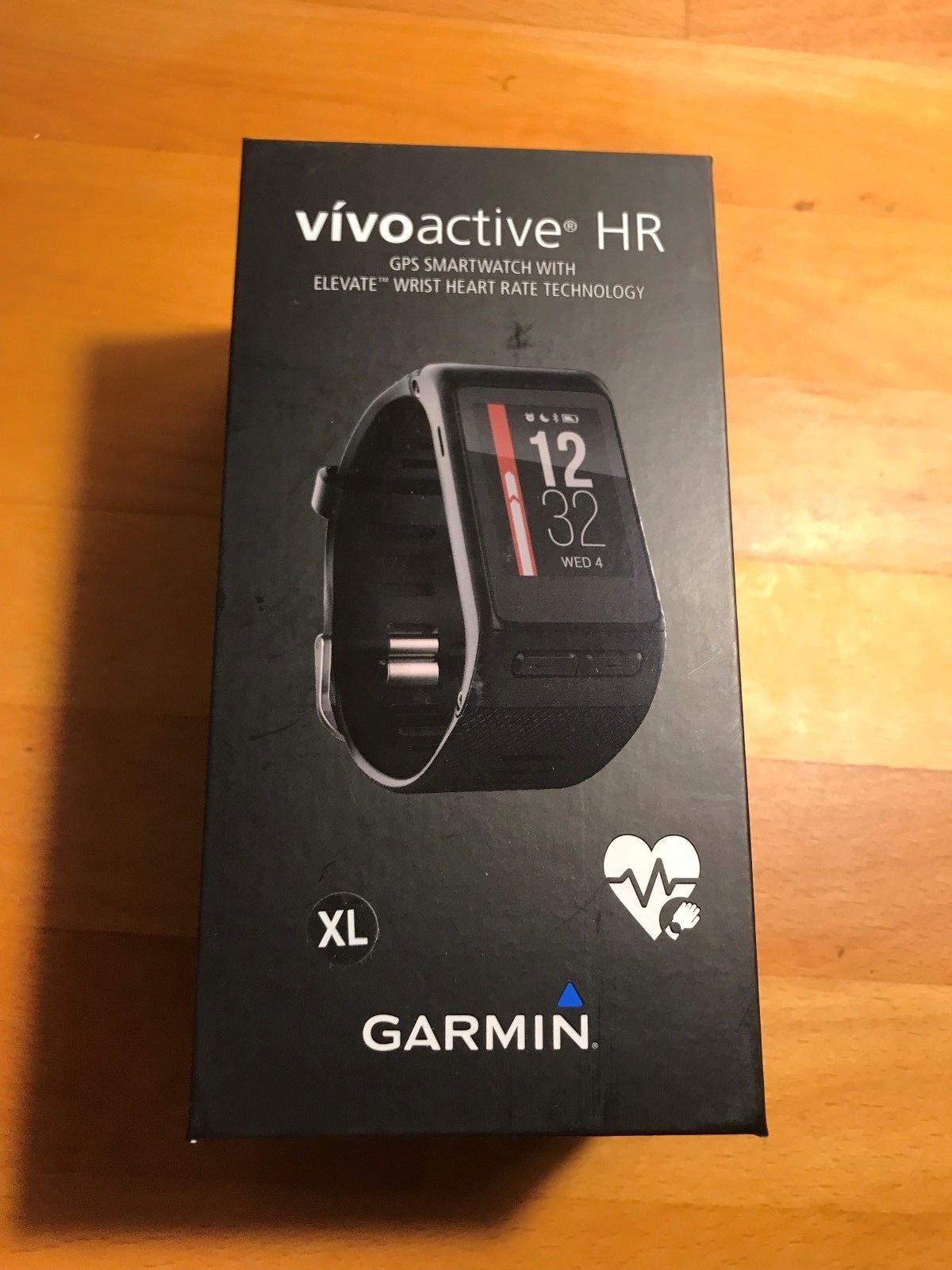 garmin vivo active hr