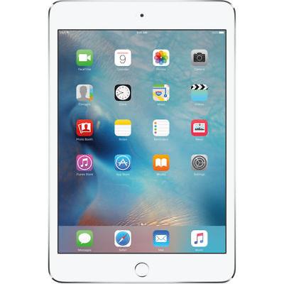 (NEU & Verschweißt) Apple iPad Mini 4 Wifi 128GB - Silber