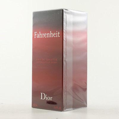 Dior Fahrenheit EDT ? Eau de Toilette 200ml (NICHT 100ml) NEU&OVP