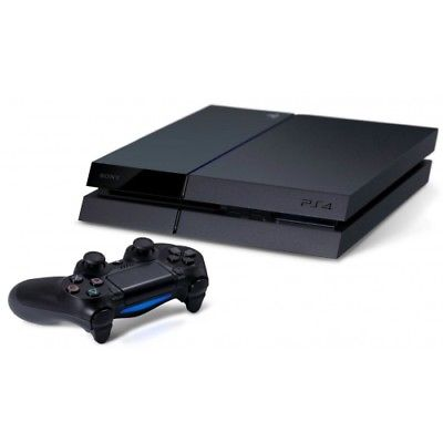 Sony Playstation 4 PS4 500GB B Chassis Konsole WLAN Bluetooth Spielekonsole WOW