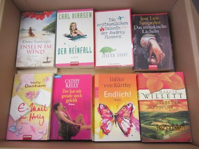 61 Bücher Romane Top Titel Bestseller Paket 1