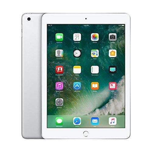 Apple iPad Wifi (Neue iPad–Neueste Modell–2017) (ersetzt iPad Air 2) silber silber 32 gb