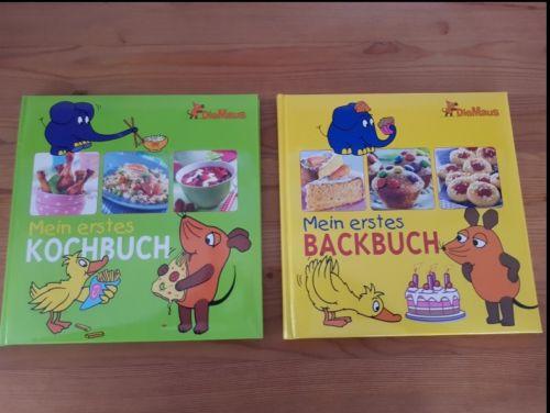 Kochbuch kinder Backbuch Sendung mit der Maus Elefant