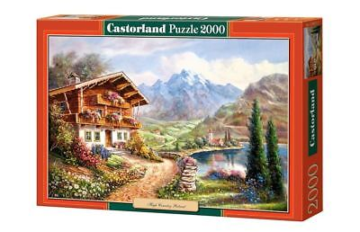Castorland High Country Retreat 2000 Teile 4438200511 Puzzle