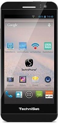 TechniSat TechniPhone 5 schwarz Android Telefon Smartphone Handy Bluetooth WLAN